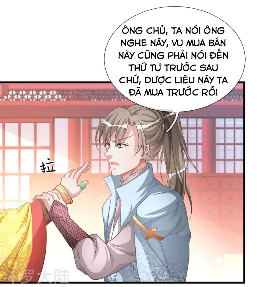 Nghịch Thiên Kiếm Thần - Chap 17