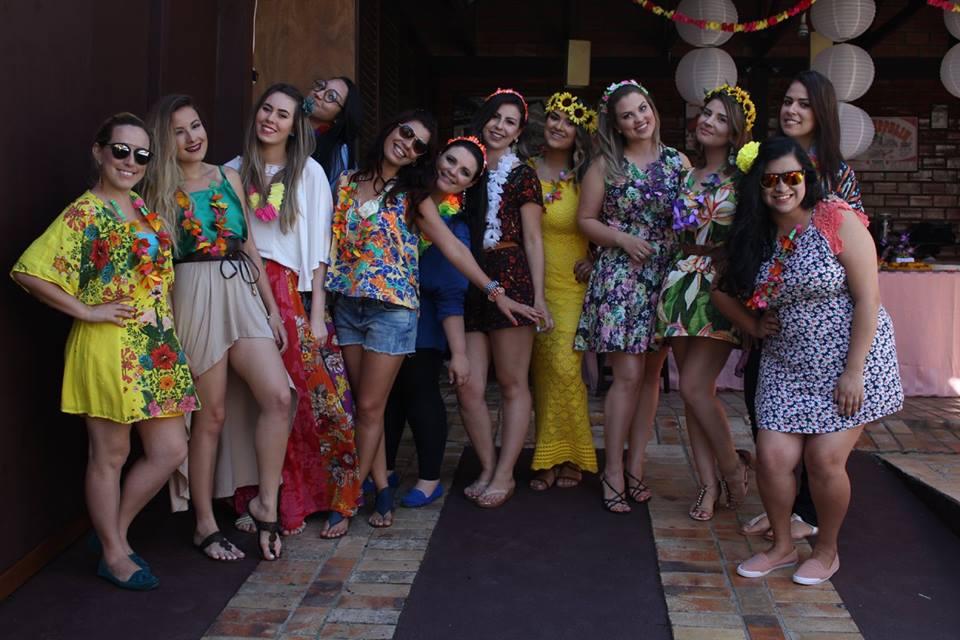 Festa Havaiana Blogueiras Curitiba