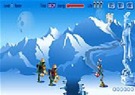 Cuộc chiến ném bóng tuyết
