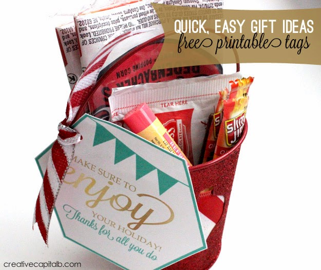 Capital B: Super Quick and Easy Gifts... Popcorn and More with ...