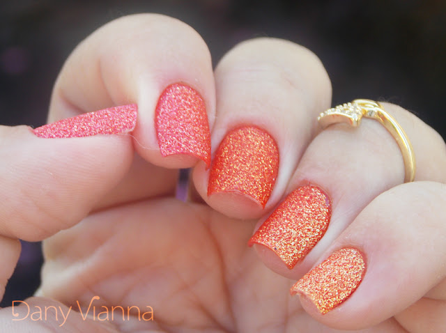 #31DC2015 - Orange - Ombré com degradê vertical