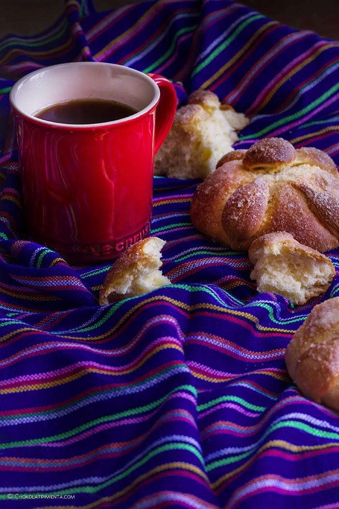 Pan de Muerto Mexicano 1