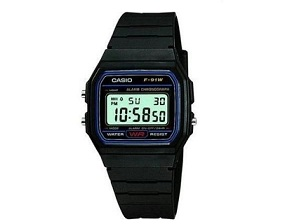 Casio Digital Watch for Men just for Rs.419 (Including Shipping Charges) with 2 Years Warranty