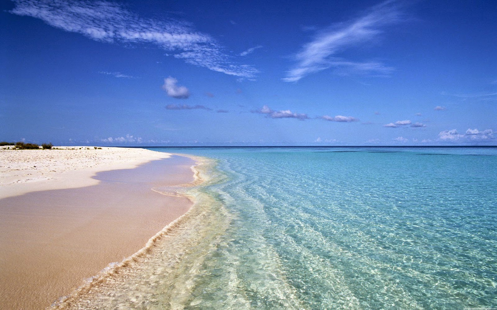 World Most Beautiful Grace Bay Turks Beach Images for Desktop Backgrounds