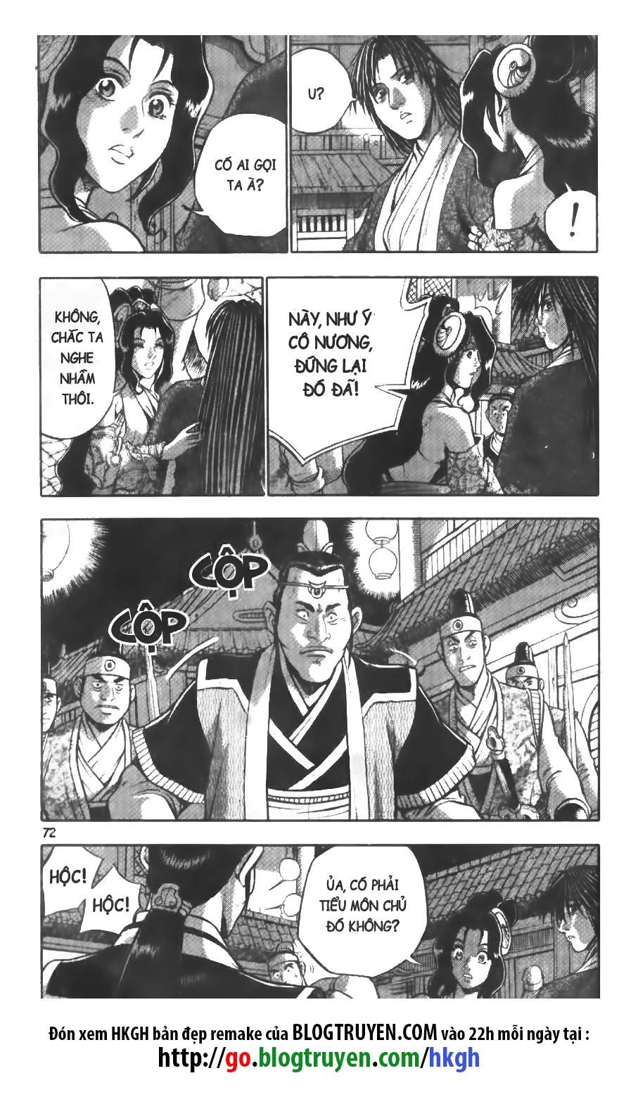 Hiệp Khách Giang Hồ chap 335 page 7 - IZTruyenTranh.com