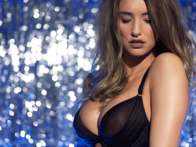 Danica Thrall Topless Nuts Photoshoot Out takes hot photo ...