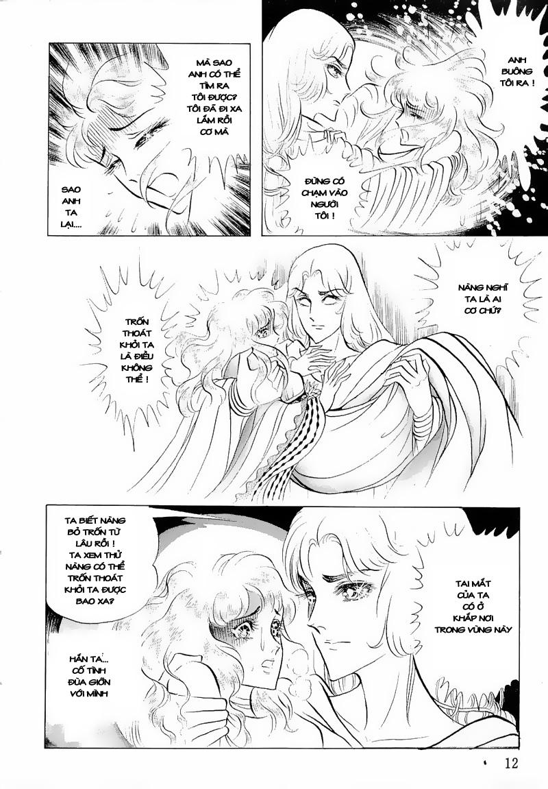 Nữ Hoàng Ai Cập-Ouke no Monshou chap 50 Trang 16 - Mangak.info