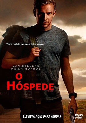 O Hóspede Blu-Ray Torrent Download