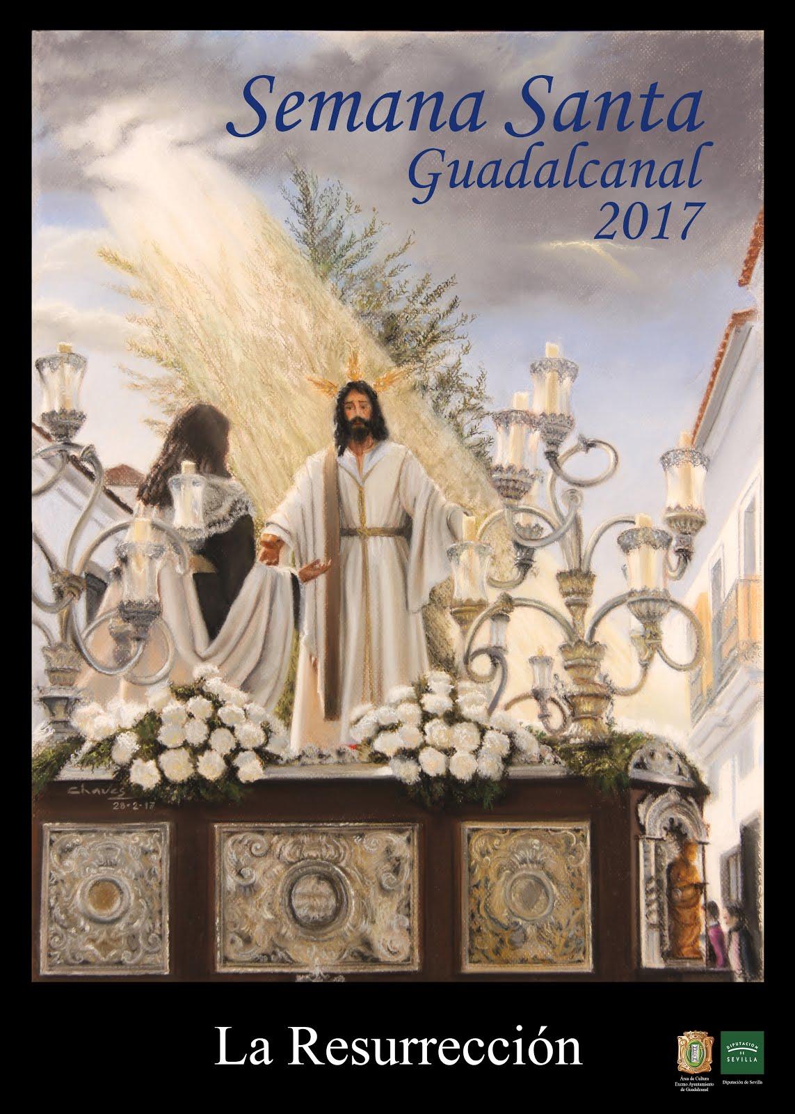 Cartel Anunciador Semana Santa 2017