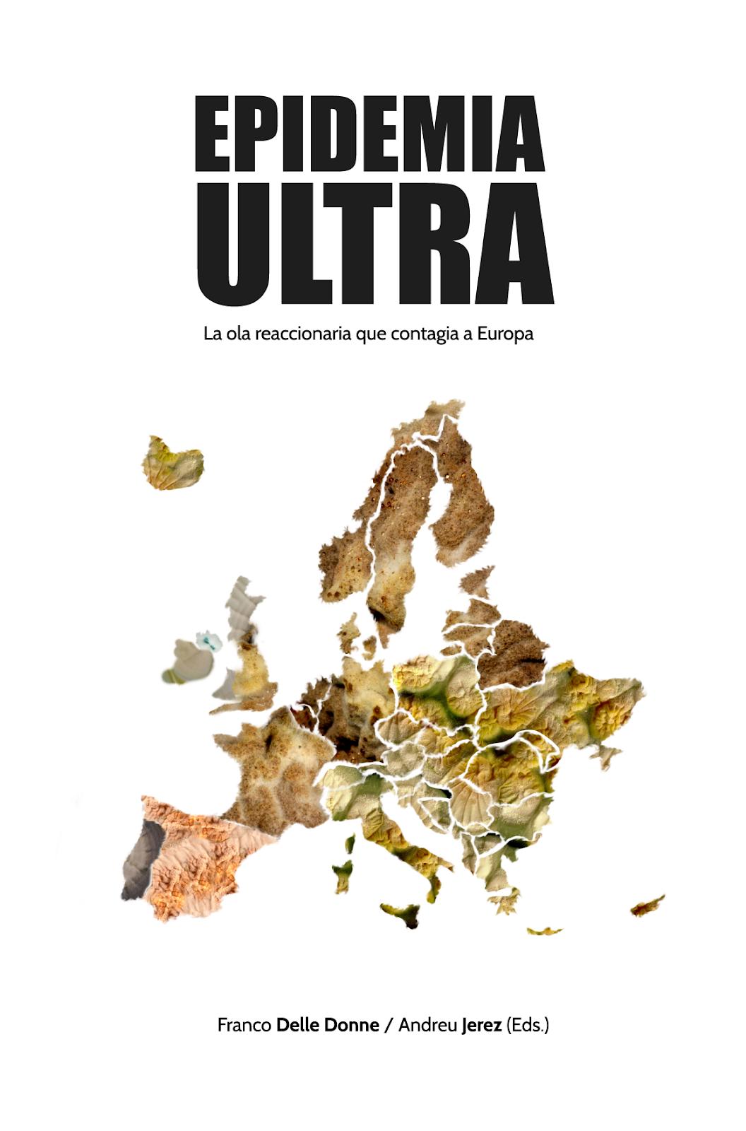 """EDITOR DEL LIBRO """"EPIDEMIA ULTRA"""""""