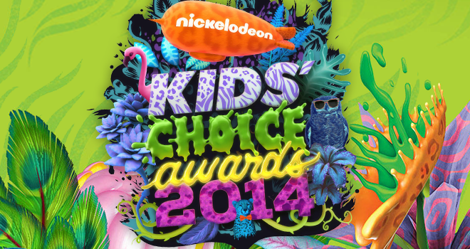 Kids' Choice Awards 2014 - Votações Abertas!