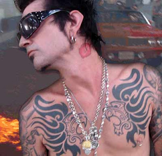Tommy Lee Tattoos - Male Celebrity Tattoo Ideas
