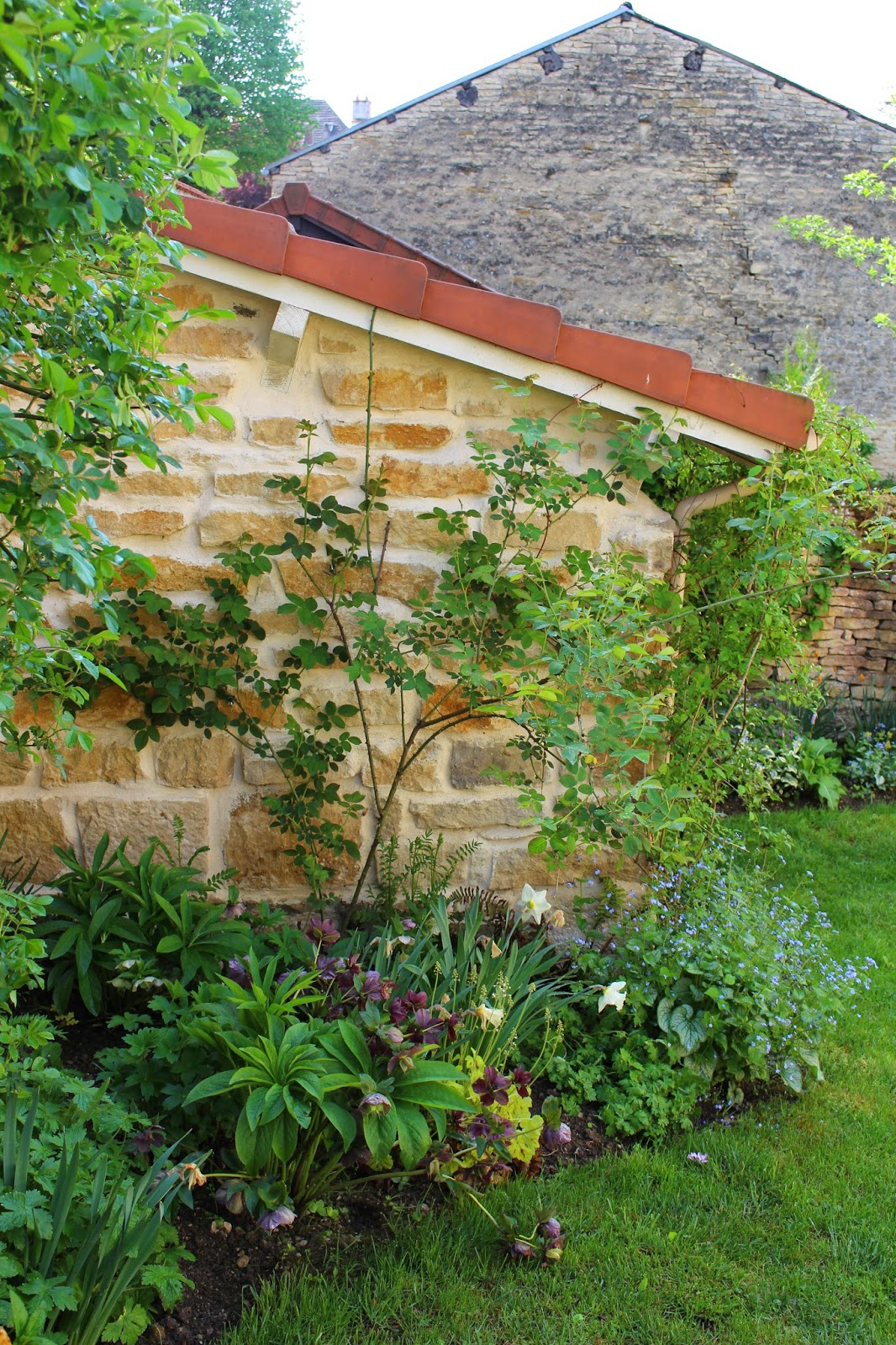 Notre jardin secret beautiful sunday for Jardin secret 78