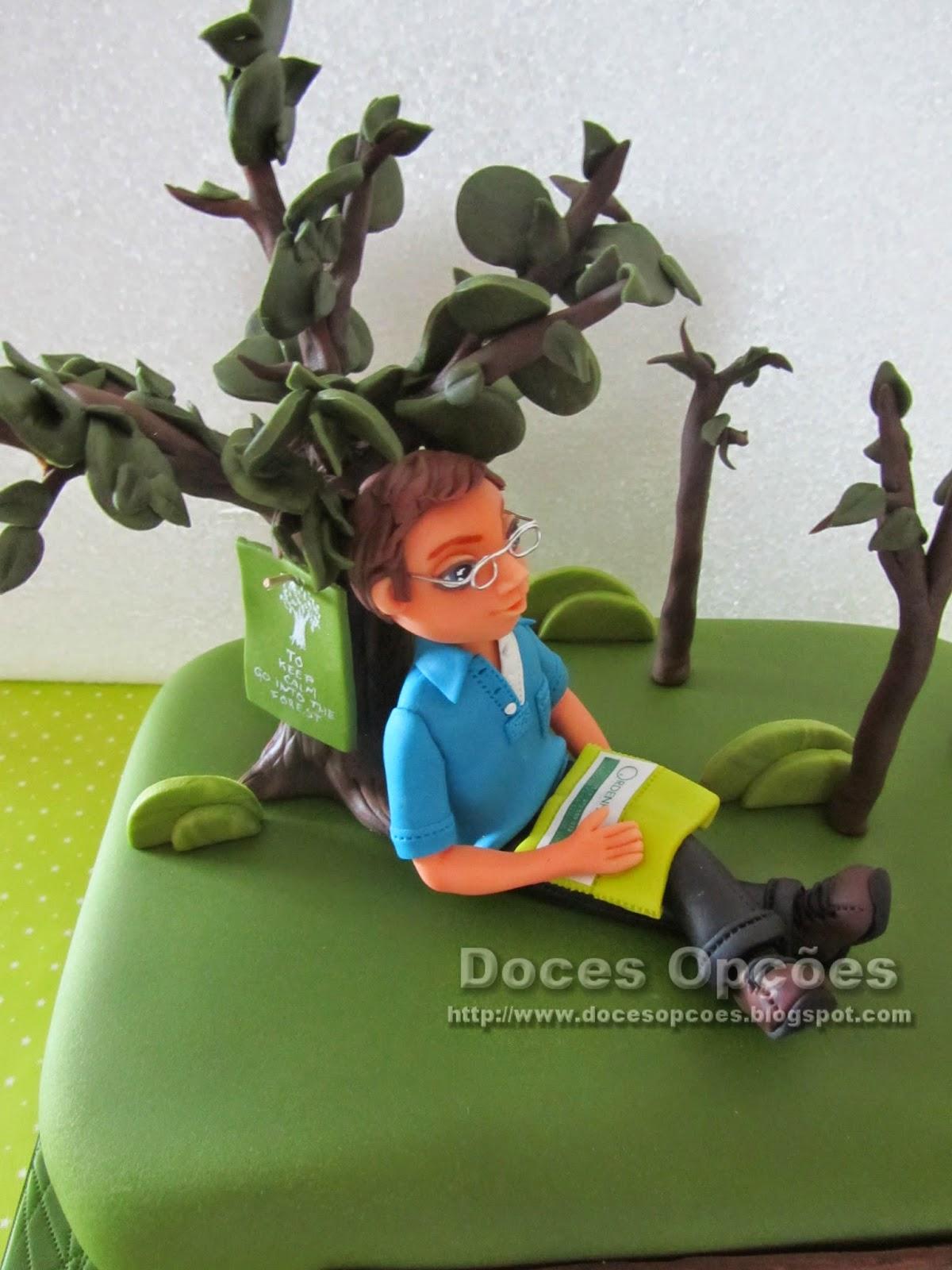 bolo aniversário engenheiro