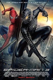 Poster de El Hombre Araña 3