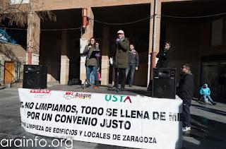 Ayuntamiento de Zaragoza convoca a la patronal y a los sindicatos