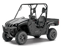 2013 Yamaha Rhino 700 FI Auto 4x4 SE ATV pictures 4