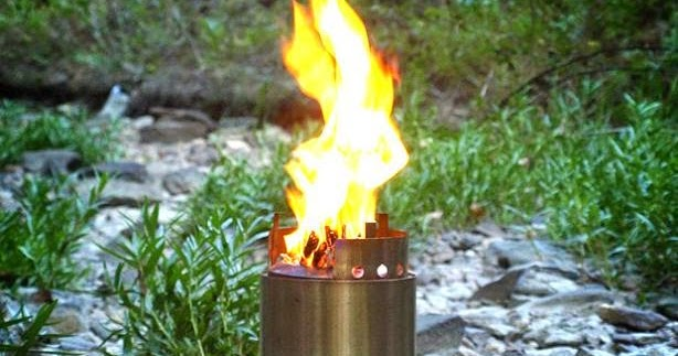 15 Functional and Useful Camping Stoves - Part 2.