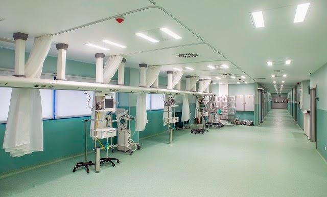 Lledo group feel the light el primer hospital de la comunidad de madrid iluminado 100 con - Hospital puerta del sur telefono gratuito ...