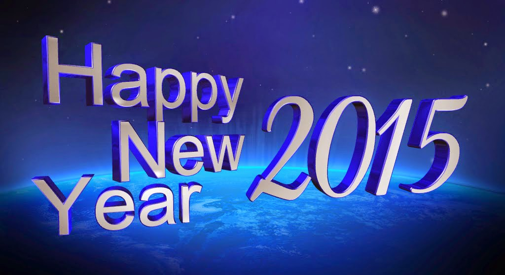 Wallpaper Happy New Year 2015 BBM Whatsapp