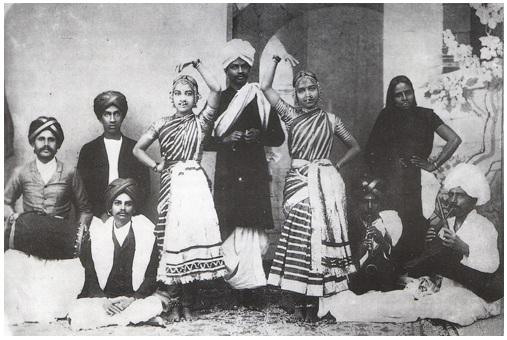 bharatanatyam history in telugu pdf