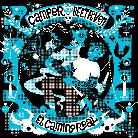 CAMPER VAN BEETHOVEN - (2014) El camino real