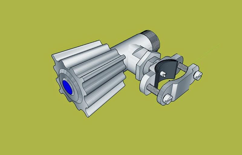 Comment brancher un robinet rapidement b tir sa maison for Comment installer un robinet auto perceur