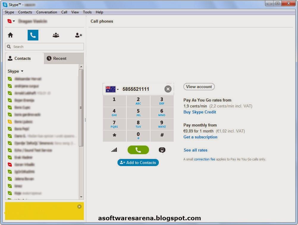 Skype Full Setup Offline Installer