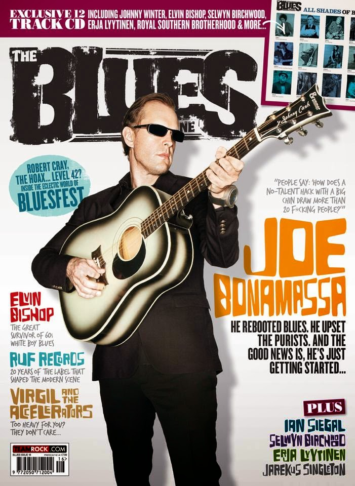 The Blues Magazine