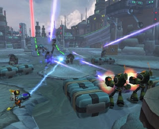 Ratchet & Clank-Up Your Arsenal ISO ROM