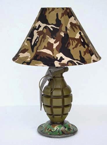 Berbagai Model Lampu Hias Kamar Yang Unik