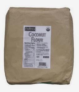 organic coconut flour in bulk