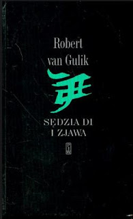 "2. ""Sędzia Di i Zjawa"" Robert van Gulik"