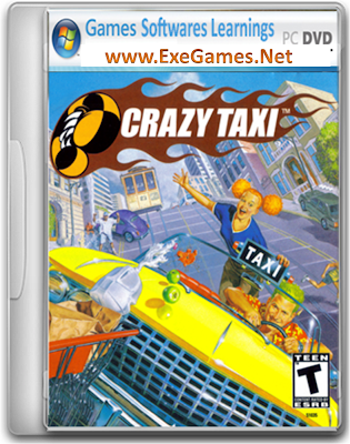 Crazy Taxi Free Download PC Game Full Version