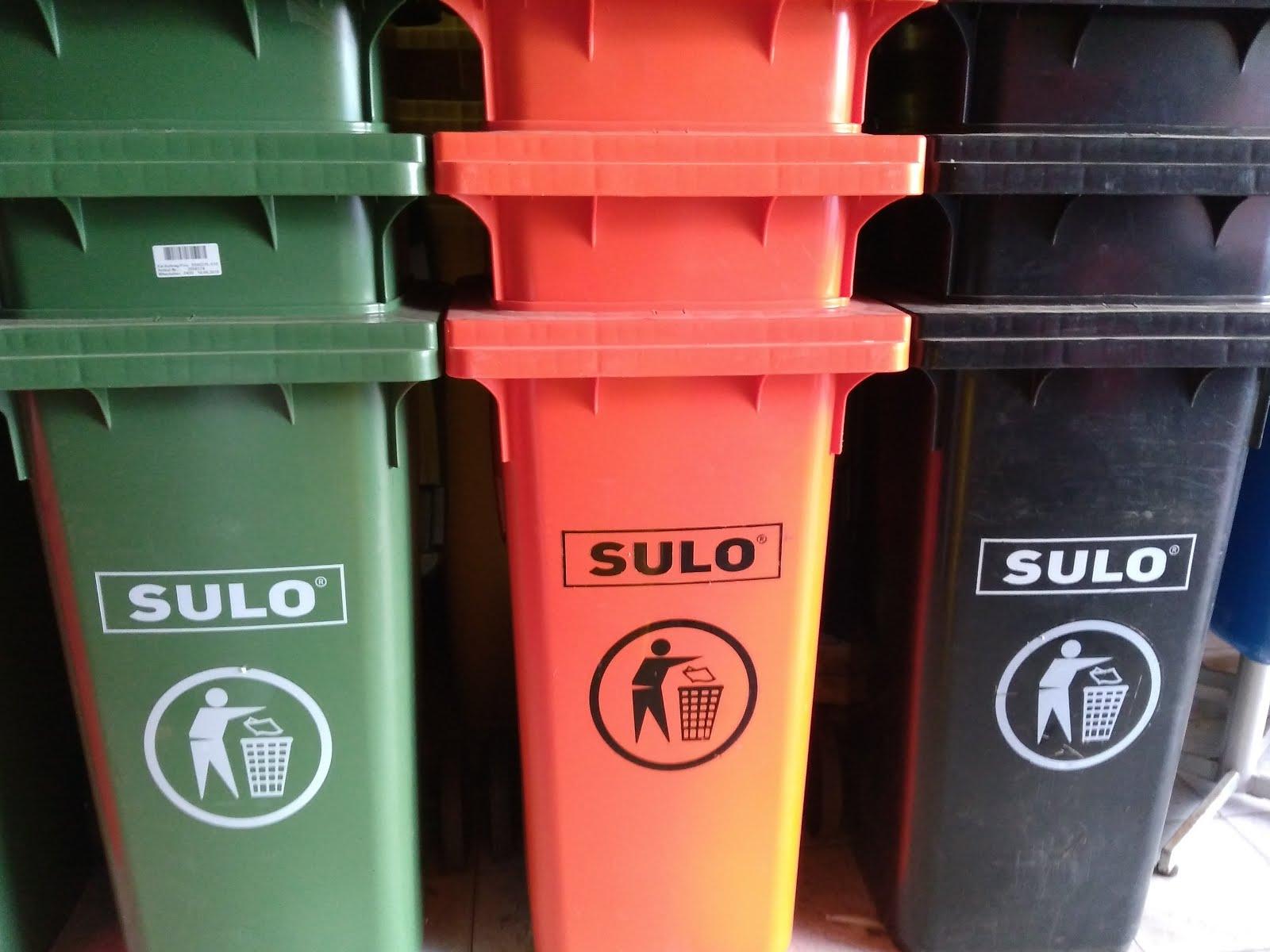 Tong Sampah SULO 120 liter