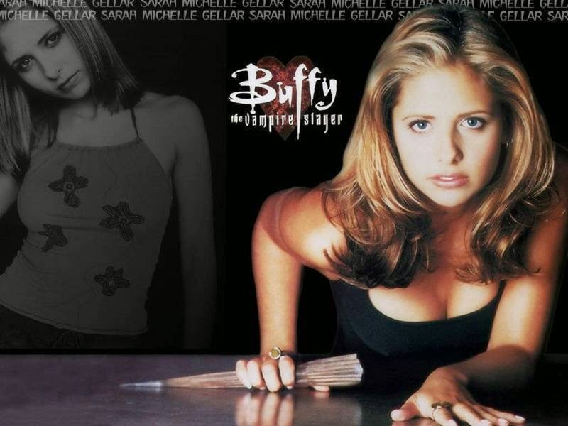 Buffy A Caçadora de Vampiros