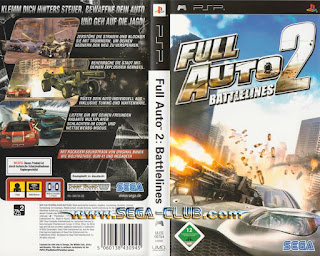 Download Game Full Auto 2 - Battlelines PSP Full Version Iso For PC | Muria Games