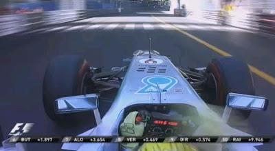 F1 - Nico Rosberg Menang di Monaco GP 2013