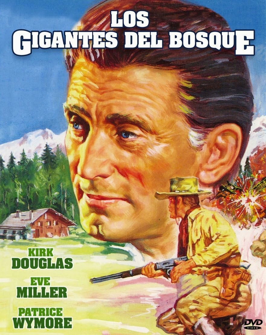 Los Gigantes Del Bosque (The Big Trees) (1952)