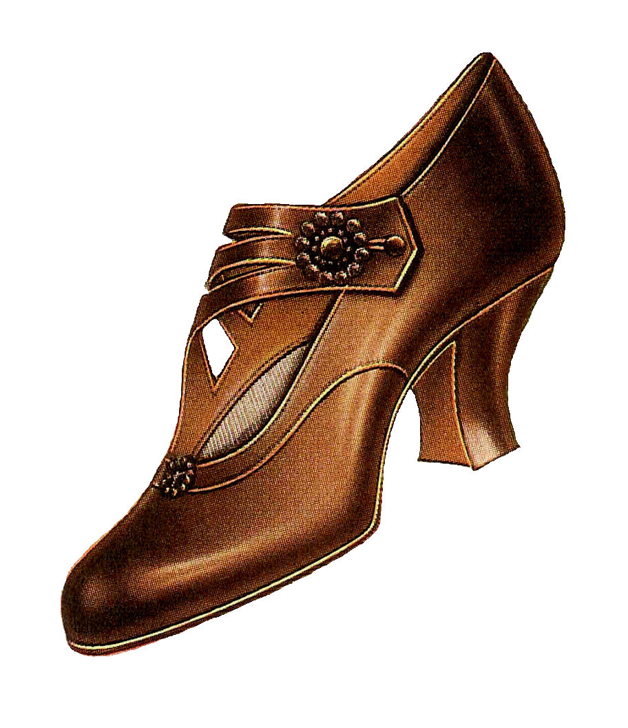 Amazing Women Shoes PNG Image