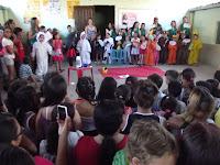 Escola Felipe Rodrigues de Lima realiza atividades alusivas ao dia da Consciência Negra