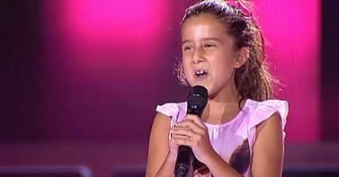 Paula la voz kids