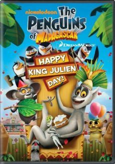 Xem Phim The Penguins Of Madagascar Happy King Julien Day - The Penguins Of Madagascar Happy King Julien Day