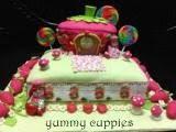 3D Fondant Cake