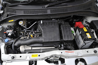 New Maruti Swift K Series Engine