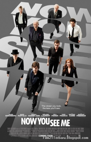 Film Now You See Me 2013 (Bioskop)