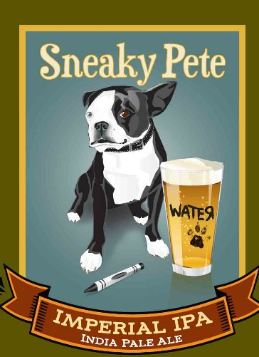 The Wine and Cheese Place: Sneaky Pete Imperial IPA