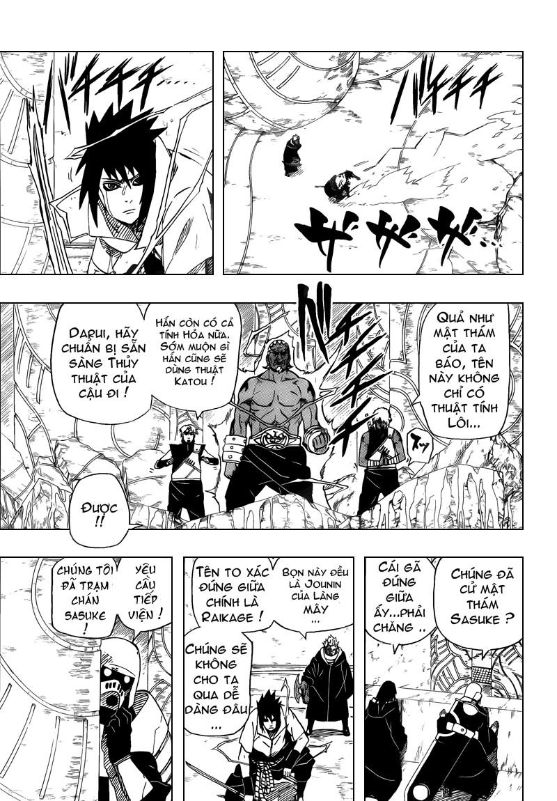 Naruto chap 461 Trang 4 - Mangak.info