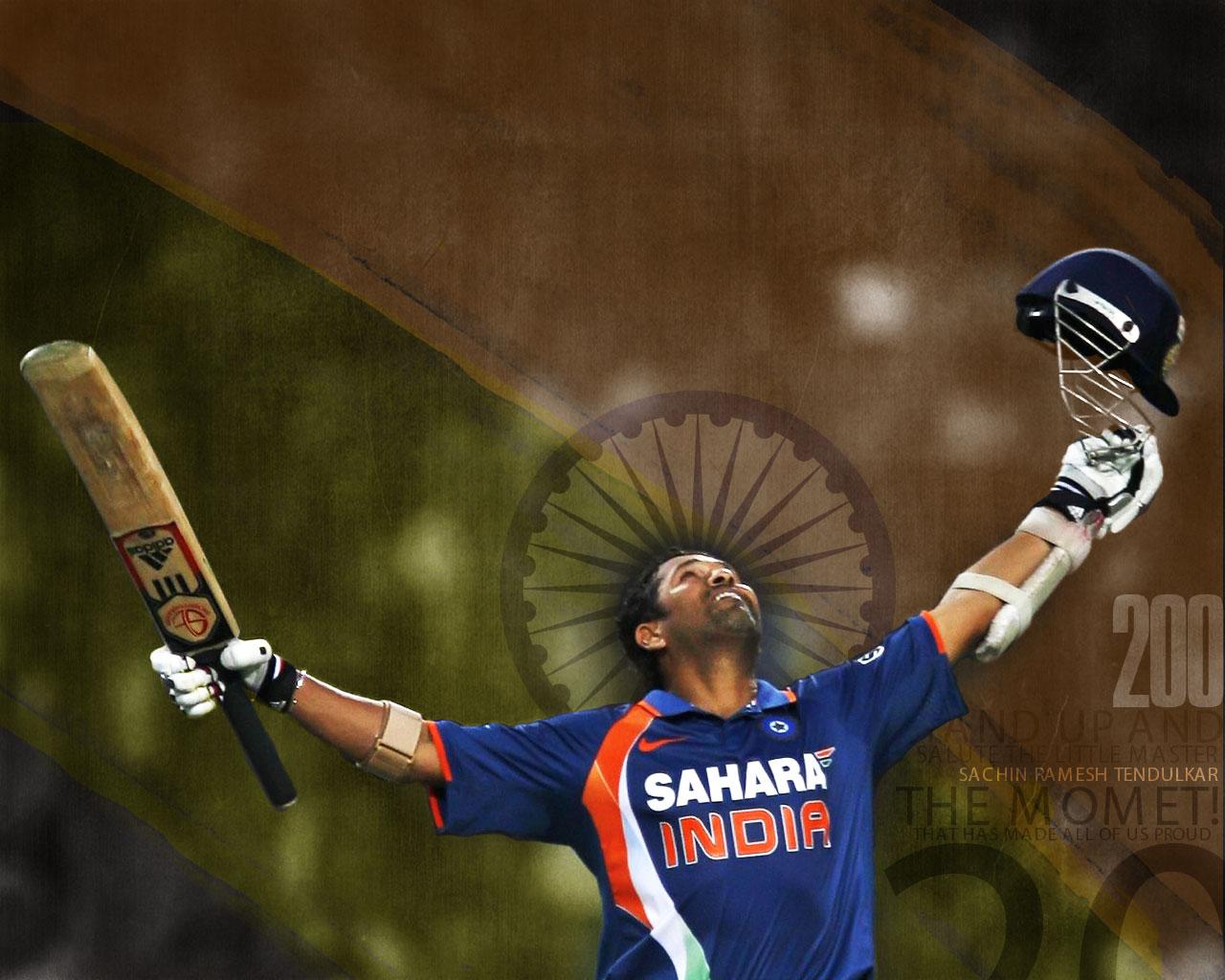 All Sports Players Sachin Tendulkar New HD Wallpapers 2012 2013