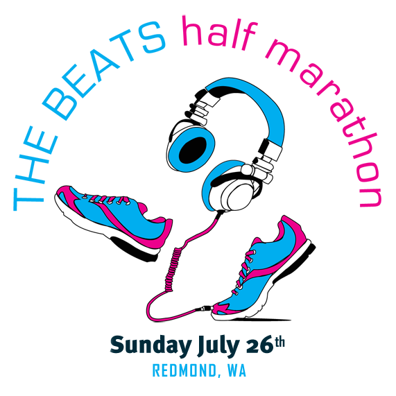 Use code: HALLBERG15 for 15% off The Beats Half Marathon!
